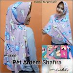 Jilbab Pet Antem Shafira