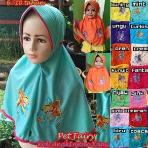 Jilbab Anak Pet Fairy