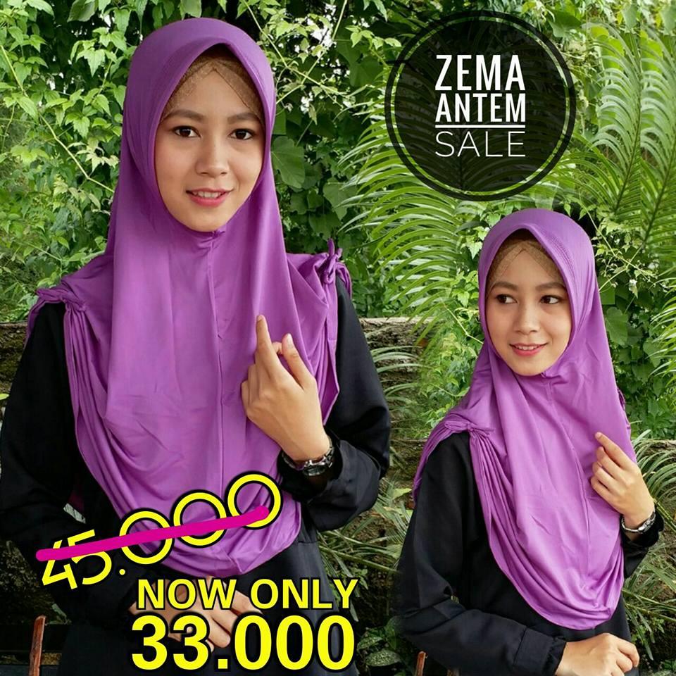 Zema Antem Sale 33 SG Jilbab