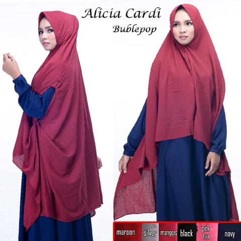 Alicia Cardi SG Jilbab