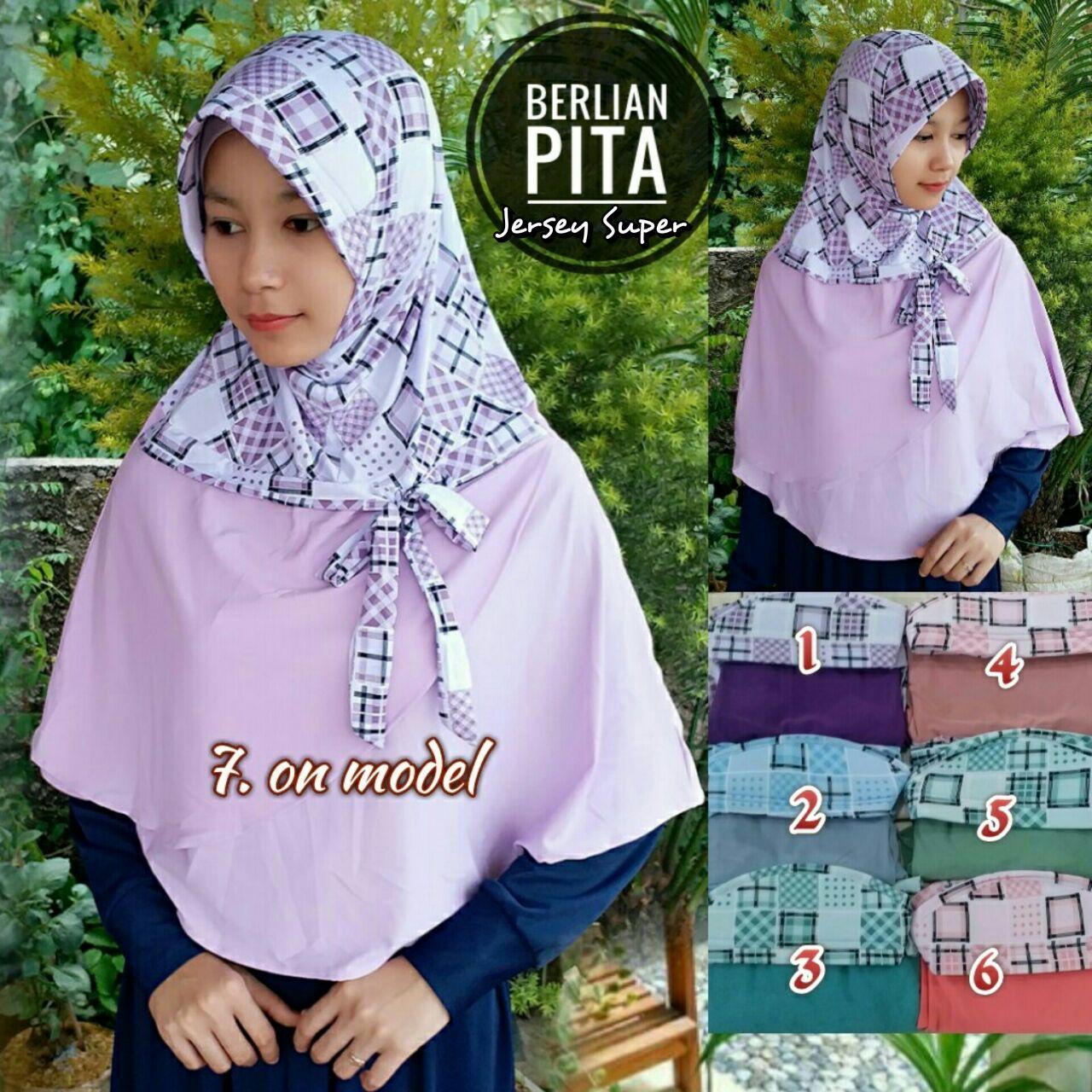 Berlian Pita 35 38 45 640 SG Jilbab