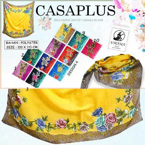 Casaplus Design 4 SG Jilbab