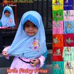 Jilbab Anak Fairy Press