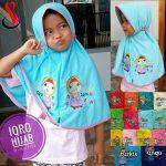 Jilbab Anak Iqro Hijab SD