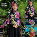 SALE STOCK Khimar Begonia