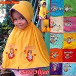 Jilbab Anak Love Hijab