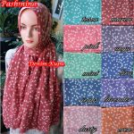Pashmina  Denim Mini Kupu