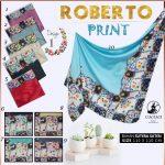 SegiEmpat Roberto Print by Umama 1