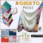 SegiEmpat Roberto Print by Umama 6