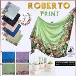 SegiEmpat Roberto Print by Umama 7