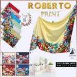 SegiEmpat Roberto Print by Umama 8