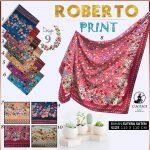 SegiEmpat Roberto Print by Umama 9