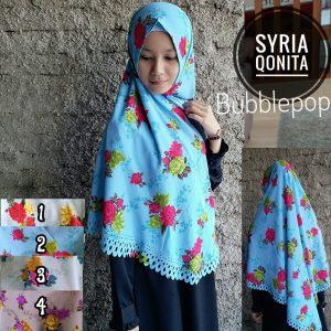 Kerudung  Syria Qonita