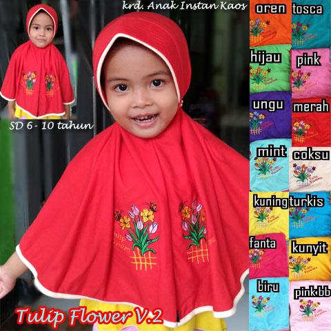 Tulip Flower v.2 SG Jilbab