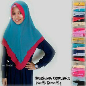 Janneva Combine 37 40 50 680 SG Jilbab