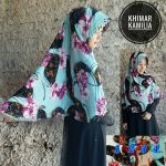 SALE STOCK Khimar Kamilia