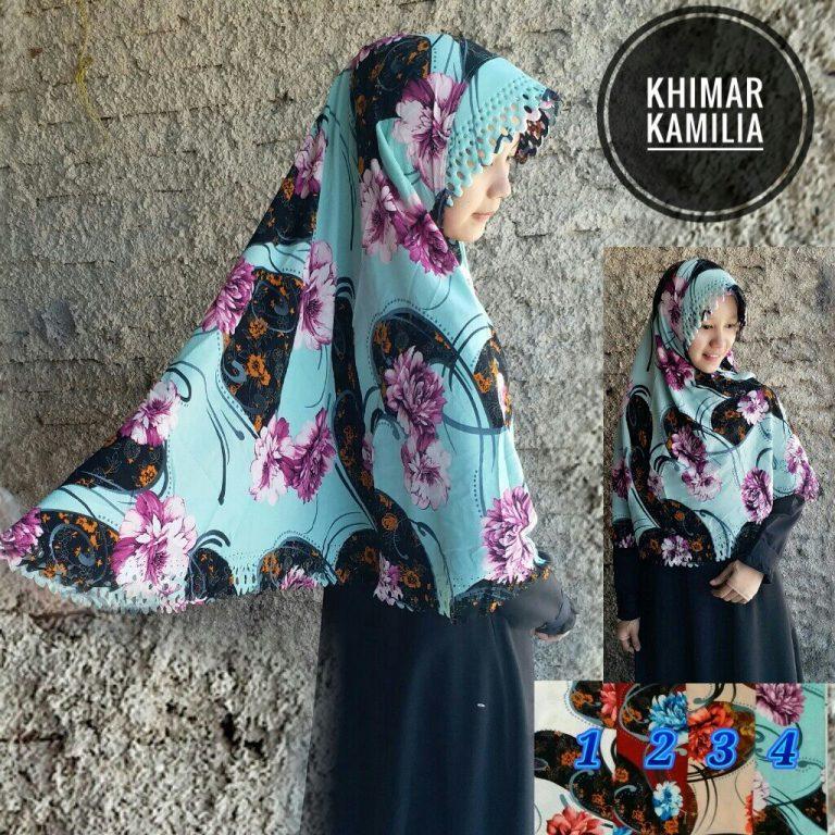Khimar Kamilia SG Jilbab