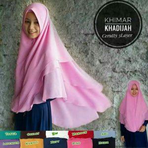 Khimar Khadijah