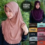 Kerudung Pinguin Rempel Overdeck