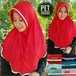 SALE STOCK Jilbab Pet Saghira