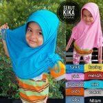 Jilbab Anak Serut Kika