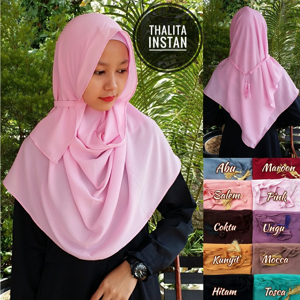 Thalita Instan SG Jilbab