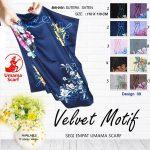 Velvet Motif 09, 25 28 35 440 Umama SG Jilbab