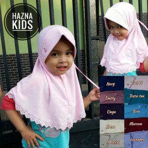 Jilbab Anak Hazna Kids