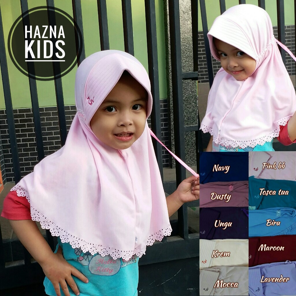 Hazna Kids Size S 20 23 30 330