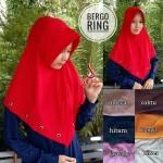 Jilbab Bergo Rings
