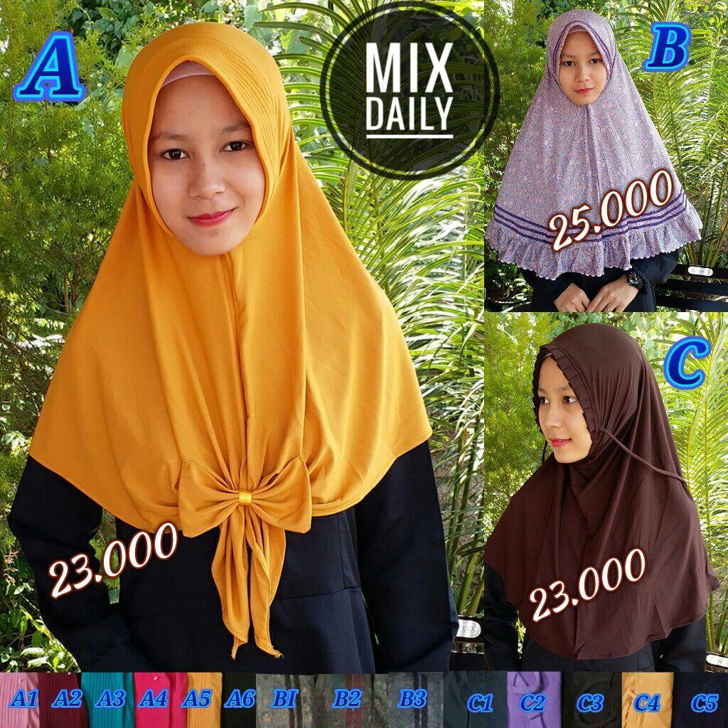 Mix Daily SG Jilbab