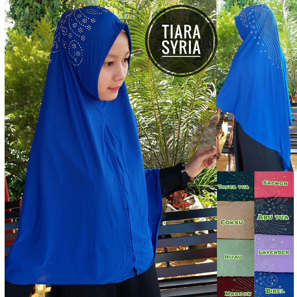 Tiara Syria SG Jilbab