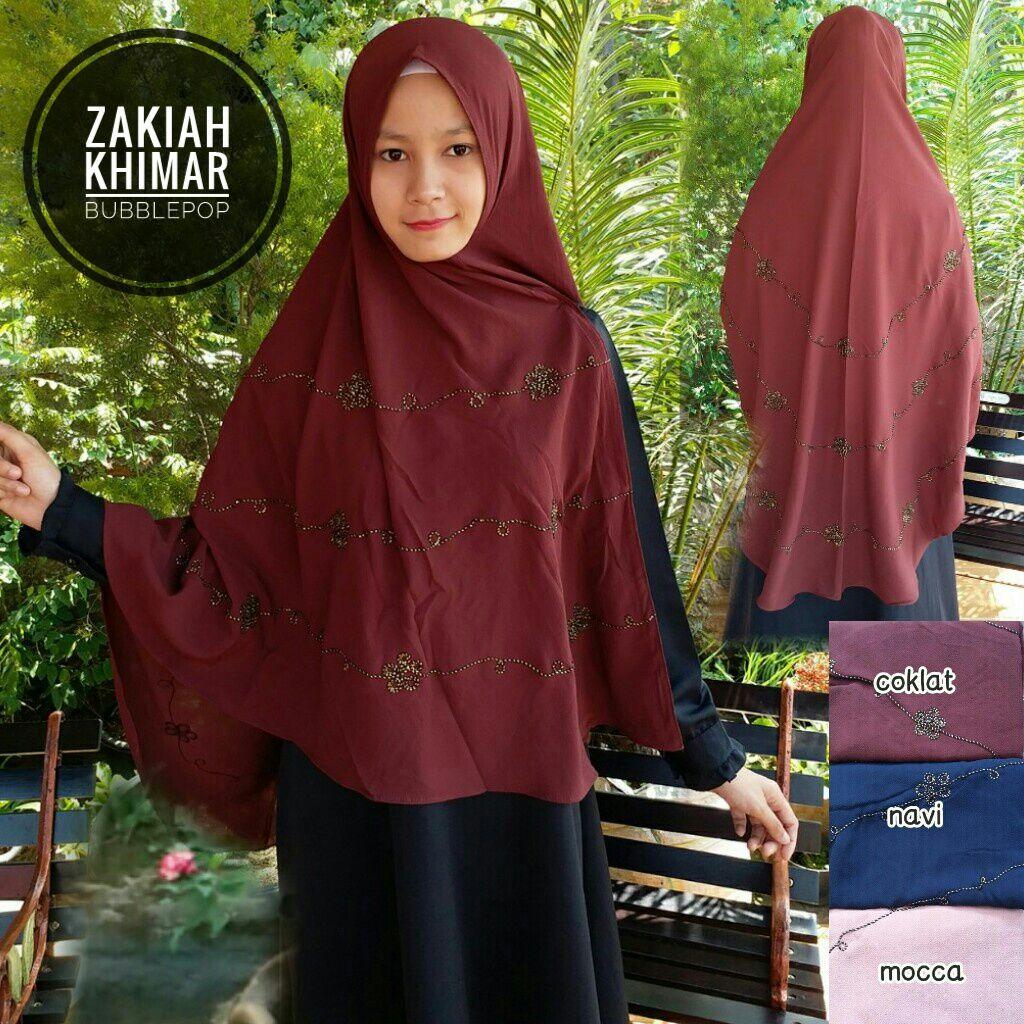 ZAKIAH KHIMAR SG Jilbab