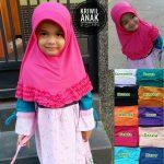 Jilbab Kriwil Anak
