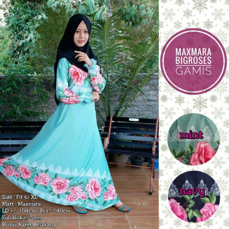 Maxmara BigRoses 160 SG Jilbab