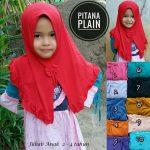 Jilbab Anak Pitana Plain