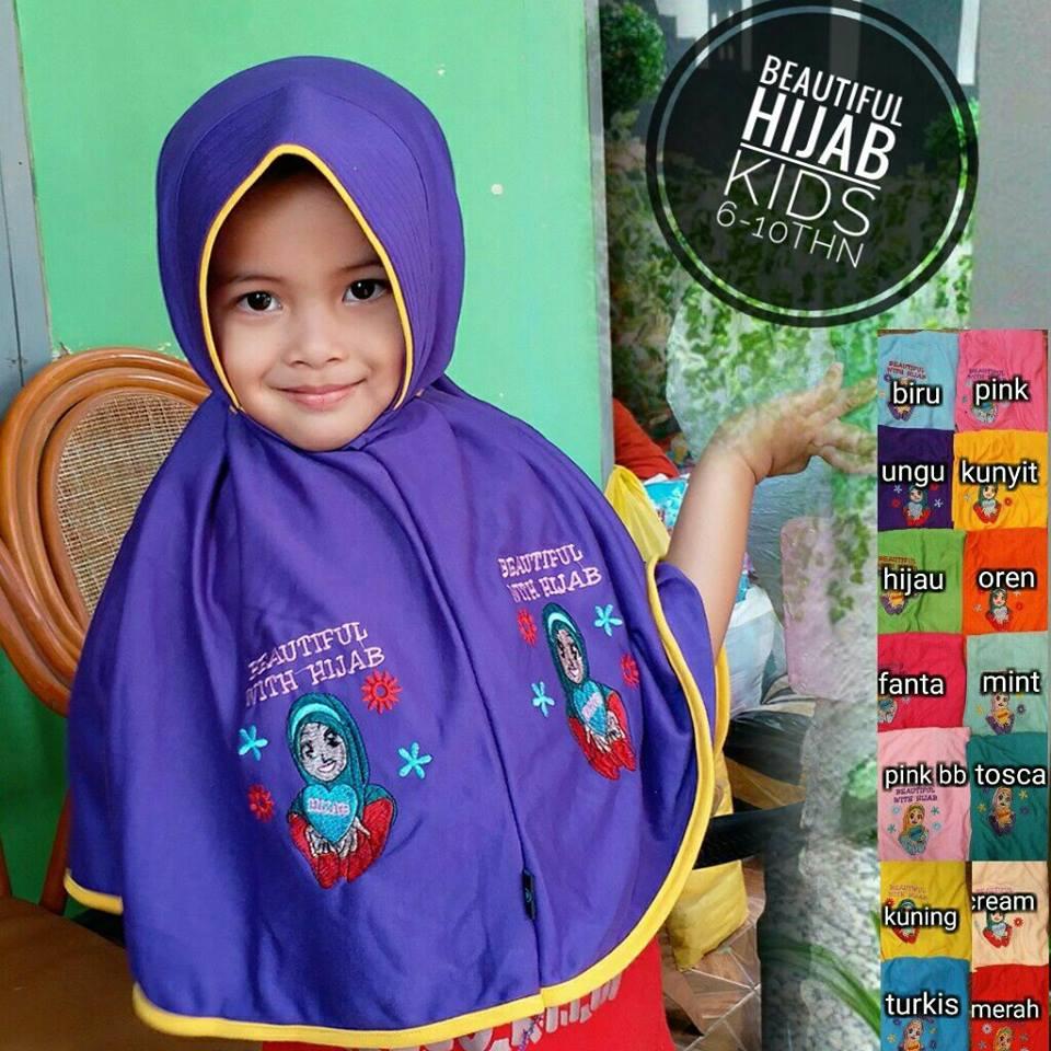 Beautiful hijab SG Jilbab