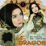 Gold Dragon 01 SG Jilbab by YEFFA