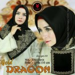 Gold Dragon 02 SG Jilbab by YEFFA