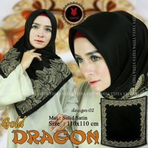 SegiEmpat Gold Dragon  02