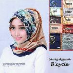 Lamiz Azzura Bicycle 30 33 45 550 SG Jilbab
