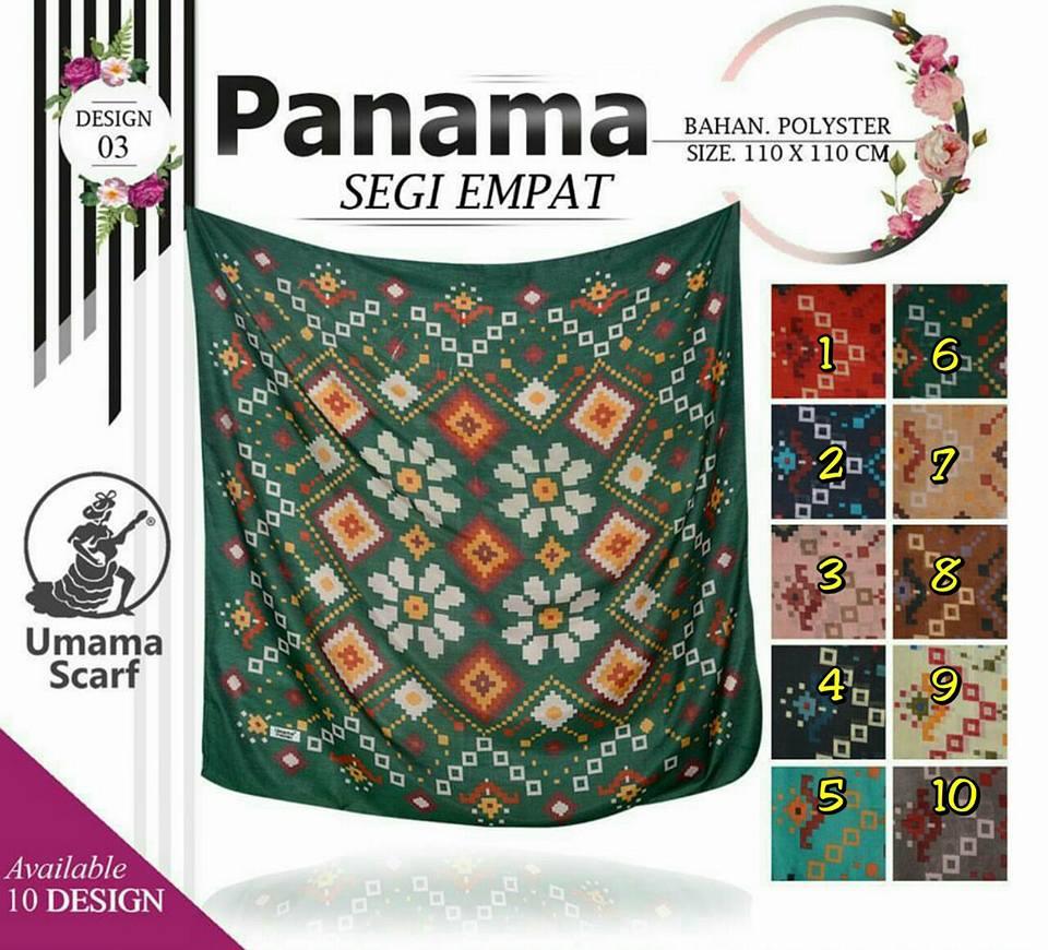 Panama design 3 by Umama SG Jilbab