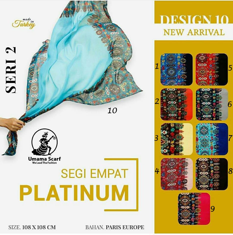 Platinum Umama Design 10 SG Jilbab