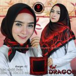 Red Dragon 02 SG Jilbab by YEFFA