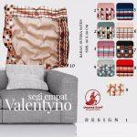 SegiEmpat Valentyno Design 1