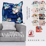 SegiEmpat Valentyno Design 10