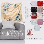 SegiEmpat Valentyno Design 11