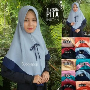 Jilbab Alyesha Pita