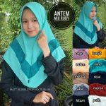 Jilbab Antem Mix Ruby