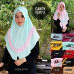 Jilbab Candy Rempel